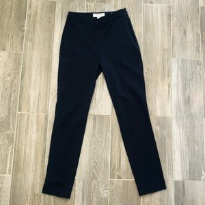 ST JOHN BASIC Collection Milano Knit Lexi Trousers